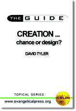 Book cover: Guide to creation